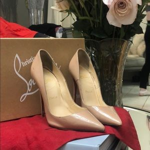 Nude Pigalle Christian Louboutin Pumps